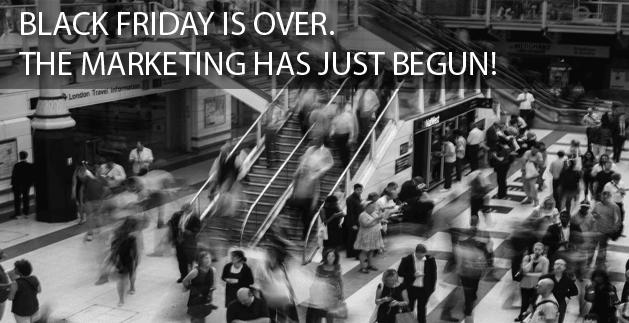 Top 5 Ideas for Digital Marketing After Black Friday