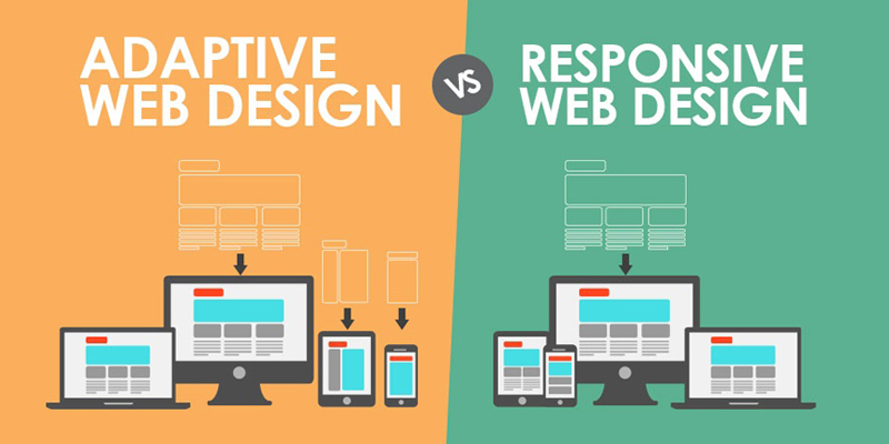 Responsive and Adaptive Web Design: What's the Difference? Which is Better?