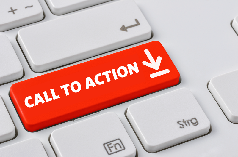 Effective Email Marketing Requires A Call To Action