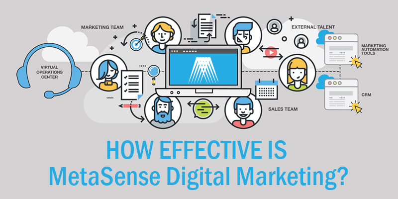 How Effective is MetaSense Digital Marketing?