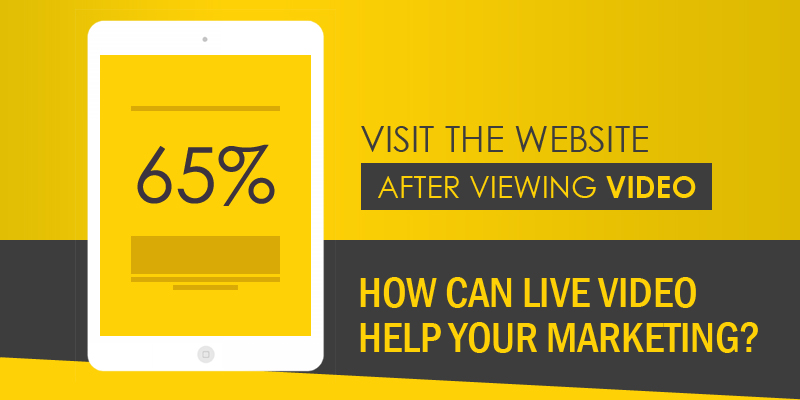 How Can Live Video Help Your Marketing?