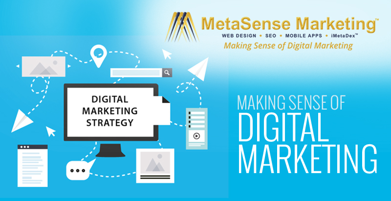Making Sense of Digital Marketing
