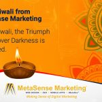 Happy Diwali from MetaSense Marketing