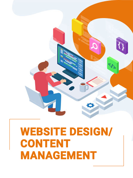 Website Design/Content Management