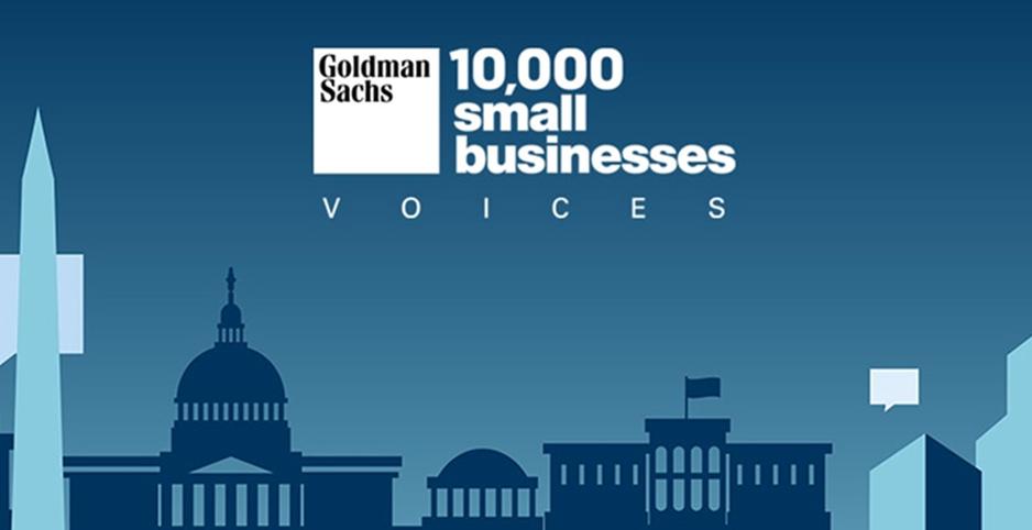 Small Business Owner Goes the Extra Mile to Help All Small Businesses through Goldman Sachs 10,000 Small Businesses