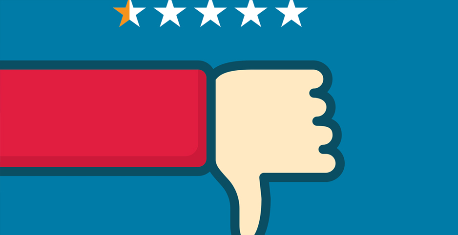ARE BAD REVIEWS HURTING YOUR BUSINESS?