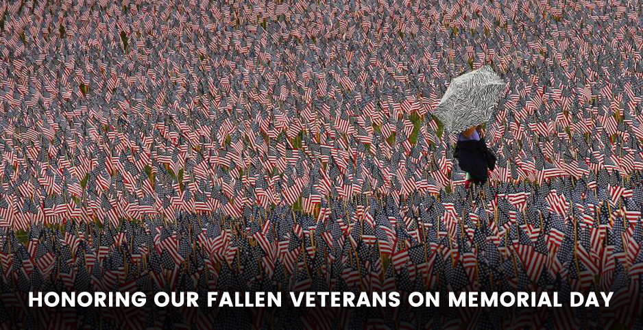 Honoring Our Fallen Veterans on Memorial Day